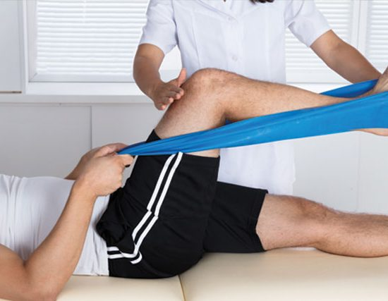 Physiotherapay rehab is essential after operations for back pain